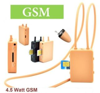 GSM NECKLOOP WITH WIRELESS EARPIECE