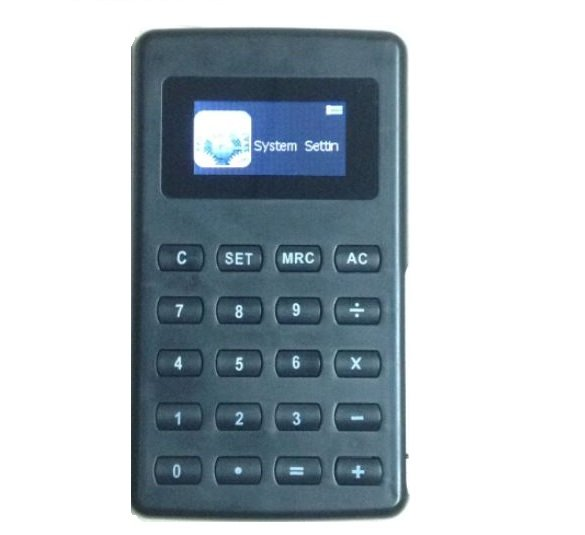 Multifunctional Exam Cheat Magic Calculator with Emergency Button