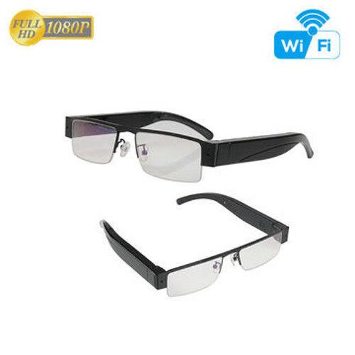 d569cc41ec9 HD 1080P IP Wifi Spy Glasses Hidden Video Recorder Camera Motion ...